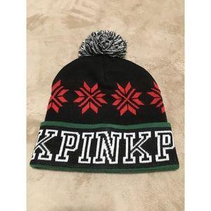 Pink Victoria Secret Hat!